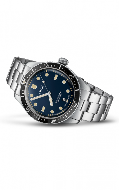 Oris Divers Sixty-Five  01 733 7707 4055-07 8 20 18 2
