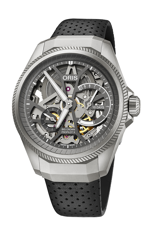 Oris Calibre 115 Watch 01 115 7759 7153-Set5 22 04TLC product image