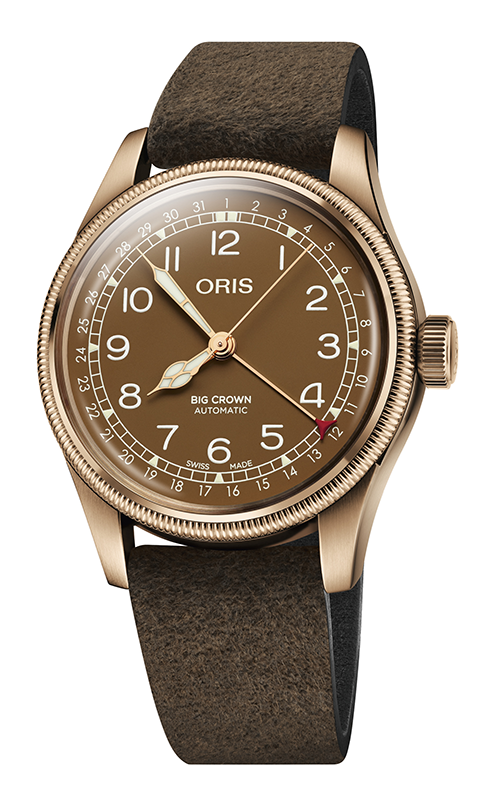 Oris Bronze Pointer Date Watch 01 754 7741 3166-07 5 20 74BR product image