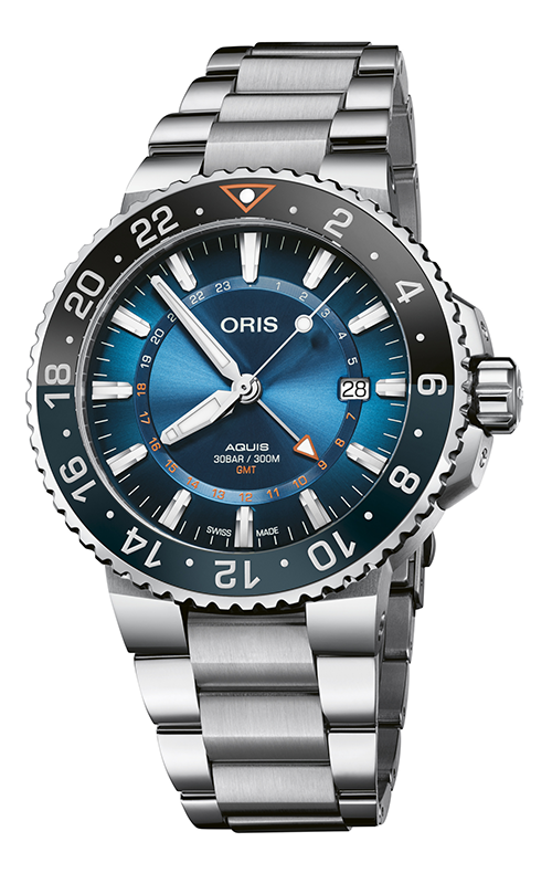 Oris Limited Edition Watch 01 798 7754 4185-Set MB product image