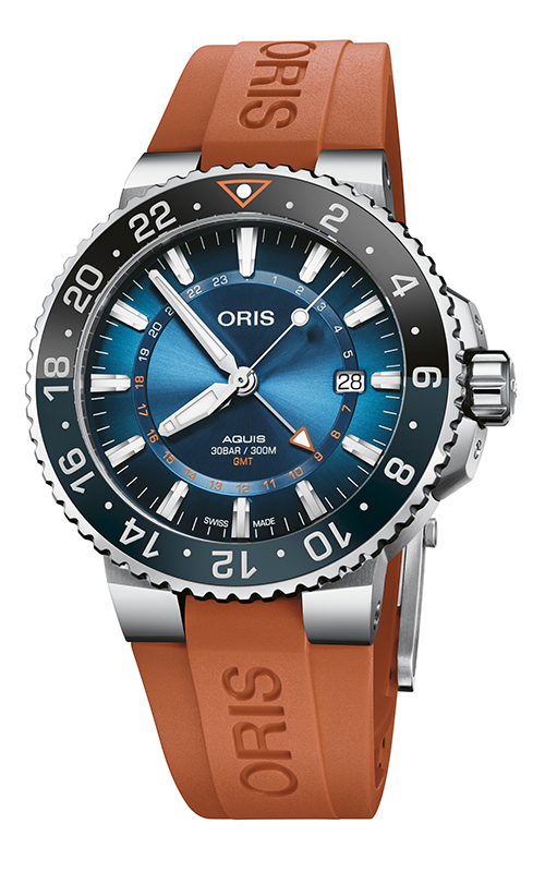 Oris Limited Edition Watch 01 798 7754 4185-Set RS product image