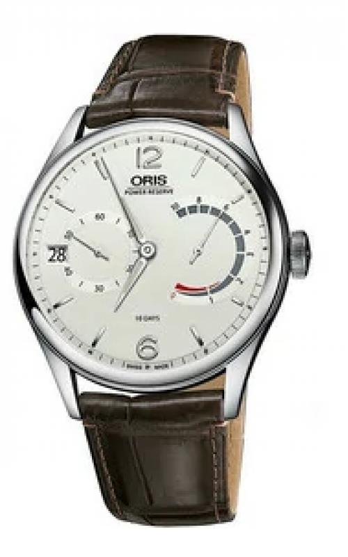 Oris Calibre 111 Watch 01 111 7700 4031-Set 1 23 71FC product image