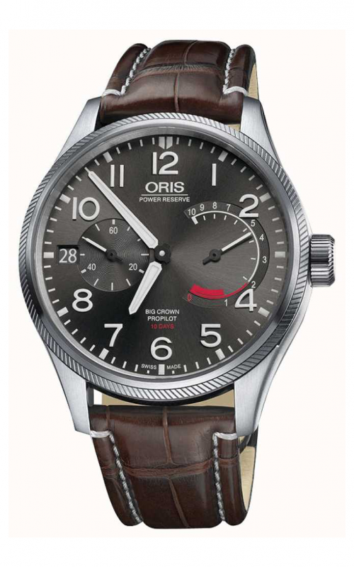 Oris Calibre 111 Watch 01 111 7711 4165-07 1 22 72FC product image