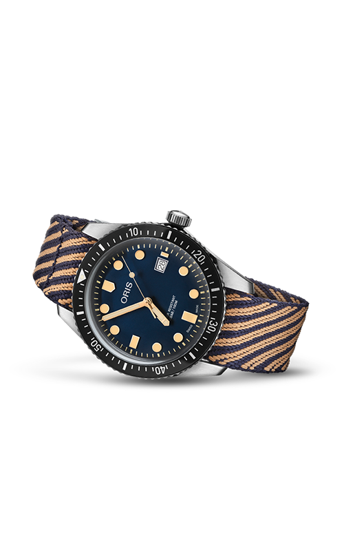 Oris Divers Sixty-Five  01 733 7720 4035-07 5 21 13 2