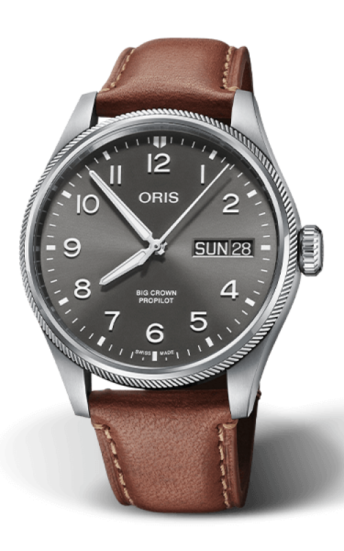 Oris Big Day Date Watch 01 752 7760 4063-07 5 22 07LC product image
