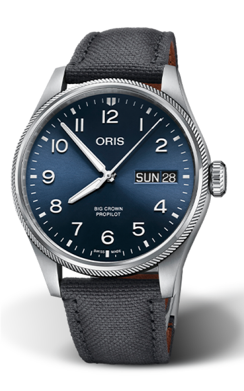 Oris Big Day Date Watch 01 752 7760 4065-07 3 22 05LC product image