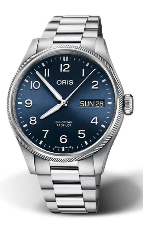 Oris Big Day Date Watch 01 752 7760 4065-07 8 22 08P product image