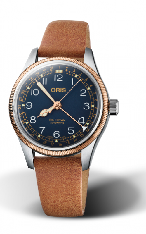 Oris Big Crown Original Pointer Date Watch 01 754 7749 4365-07 5 17 66 product image