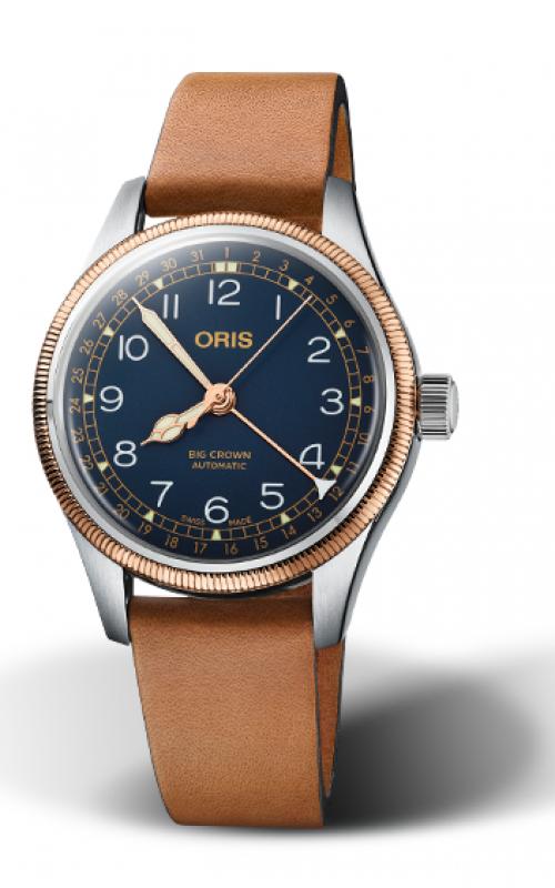 Oris Big Crown Original Pointer Date Watch 01 754 7749 4365-07 5 17 66G product image