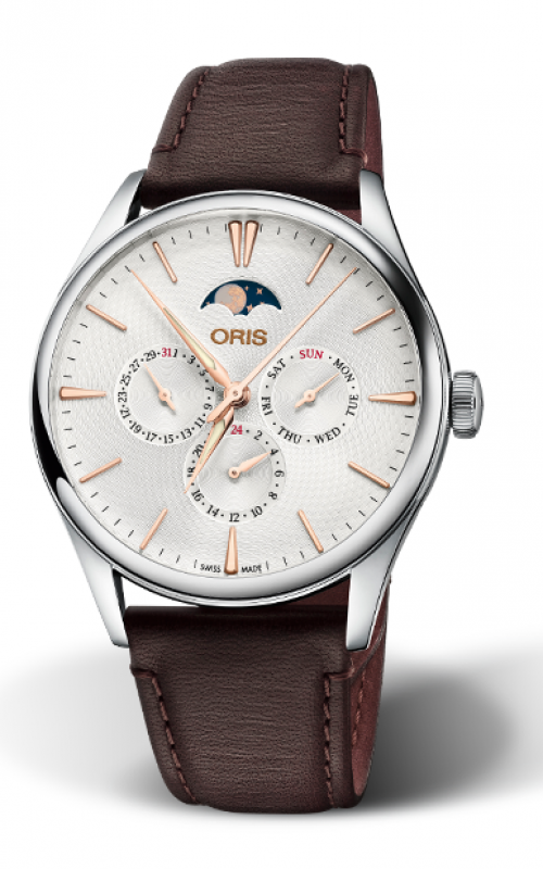 Oris Artelier Complication Watch 01 781 7729 4031-07 5 21 31FC product image