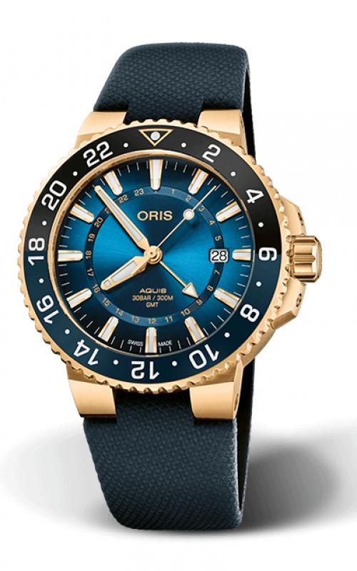 Oris Carysfort Reef Watch 01 798 7754 6185-Set product image