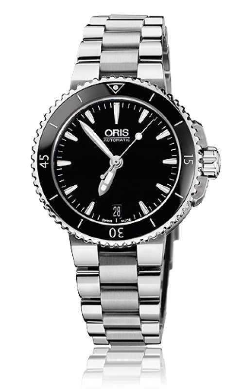 Oris Diving Aquis Date Watch 01 733 7652 4154-07 8 18 01P product image