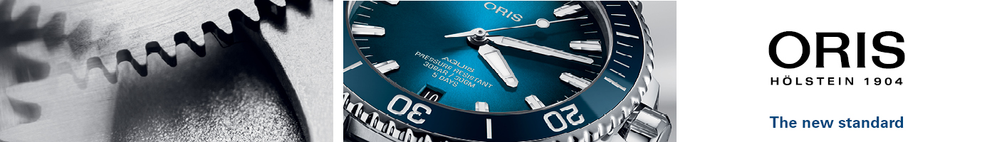 William 40th Anniversary Oris Limited Edition