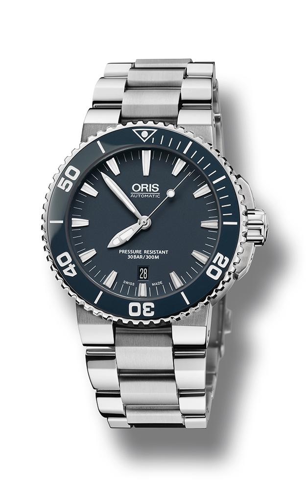 Oris Aquis Date 01 733 7653 4155-07 8 26 01PEB product image