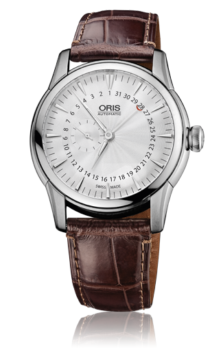 Oris Artelier Small Second, Pointer Date 01 744 7665 4051-07 1 22 73FC product image