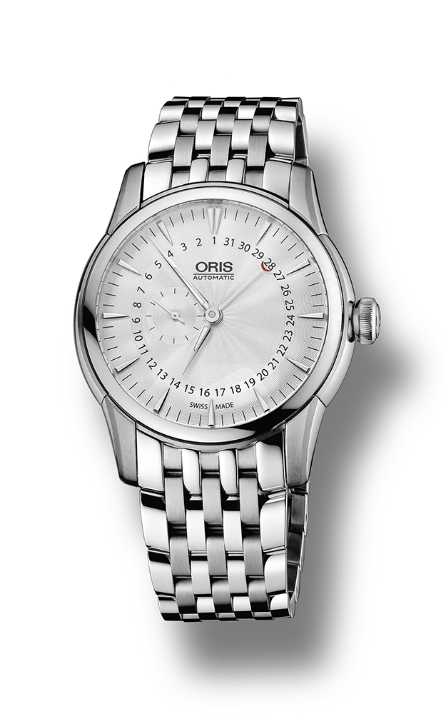 Oris Artelier Small Second, Pointer Date 01 744 7665 4051-07 8 22 77 product image