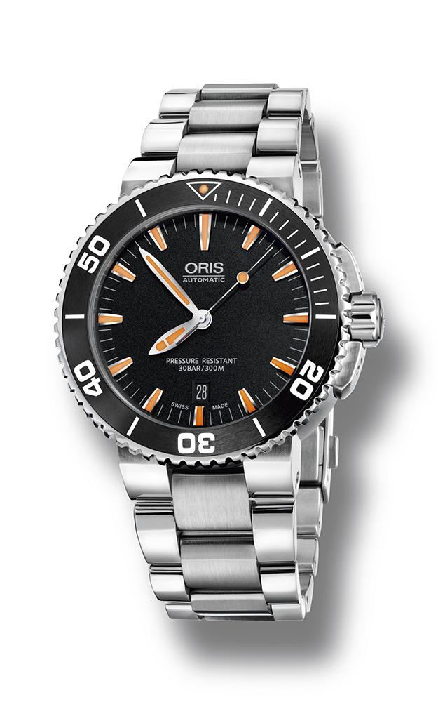 Oris Aquis Date 01 733 7653 4159-07 8 26 01PEB product image