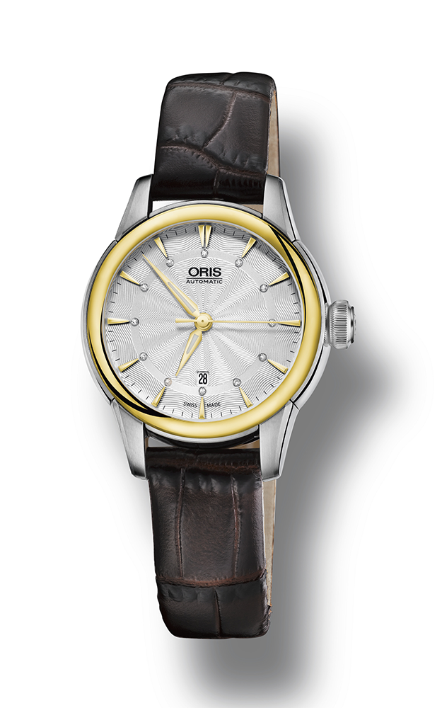 Oris Artelier Date Diamonds 01 561 7687 4351-07 5 14 70FC product image