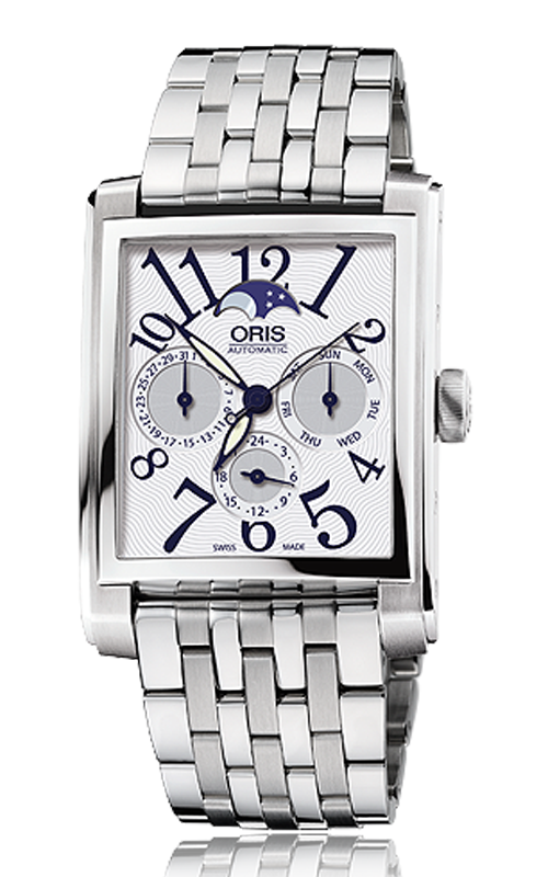 Oris Rectangular Complication 01 582 7658 4061-07 8 23 82 product image