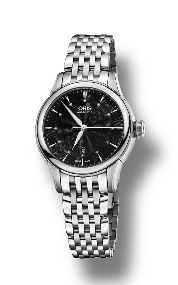 Oris Artelier Date Diamonds 01 561 7687 4094-07 8 14 77 product image
