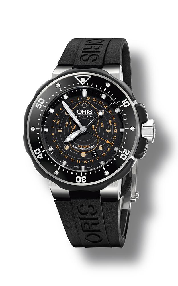 Oris ProDiver Pointer Moon 01 761 7682 7134-Set product image