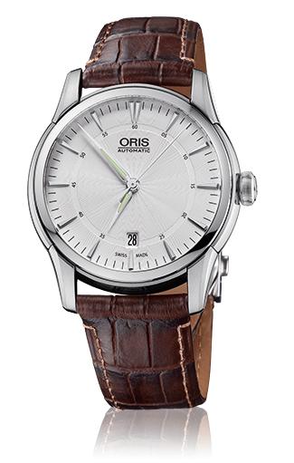 Oris Artelier Date 01 733 7670 4051-07 1 21 73FC product image