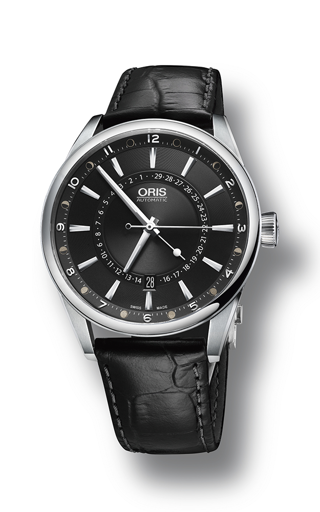 Oris Pointer Moon, Date 01 761 7691 4054-07 5 21 81FC product image