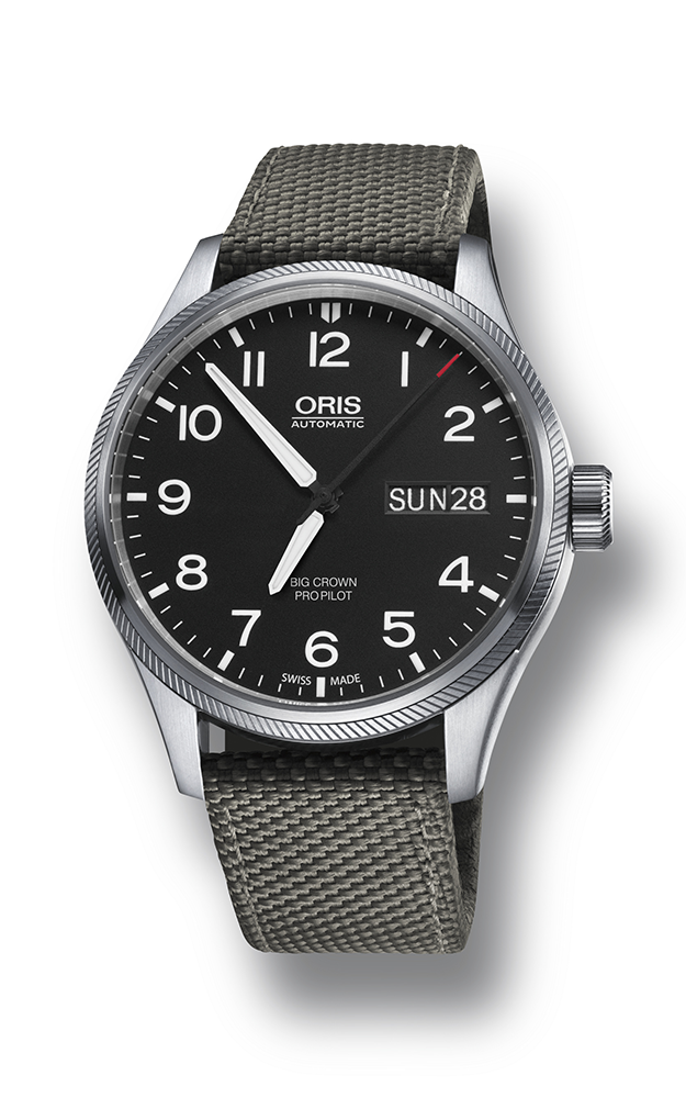 Oris Day Date 01 752 7698 4164-07 5 22 17FC product image