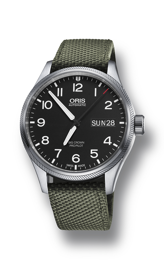 Oris Day Date 01 752 7698 4164-07 5 22 14FC product image