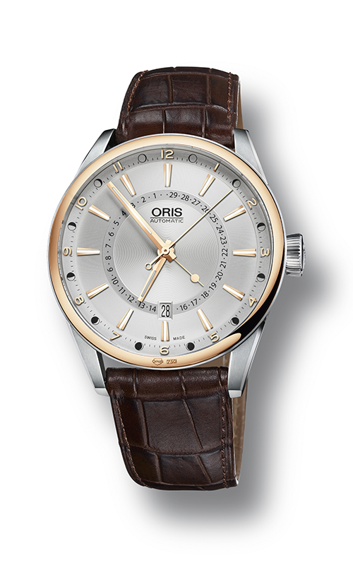 Oris Pointer Moon, Date 01 761 7691 6331-07 5 21 80FC product image