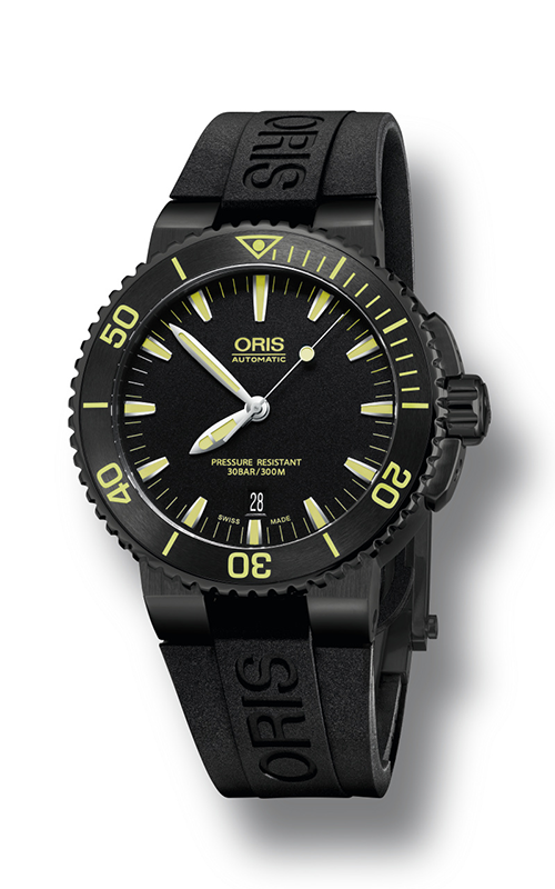 Oris Aquis Date 01 733 7653 4722-07 4 26 34BEB product image