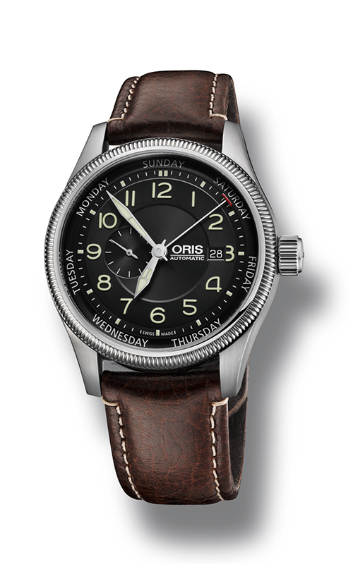 Oris Big Crown Small Second, Pointer Day 01 745 7688 4034-07 5 22 77FC product image