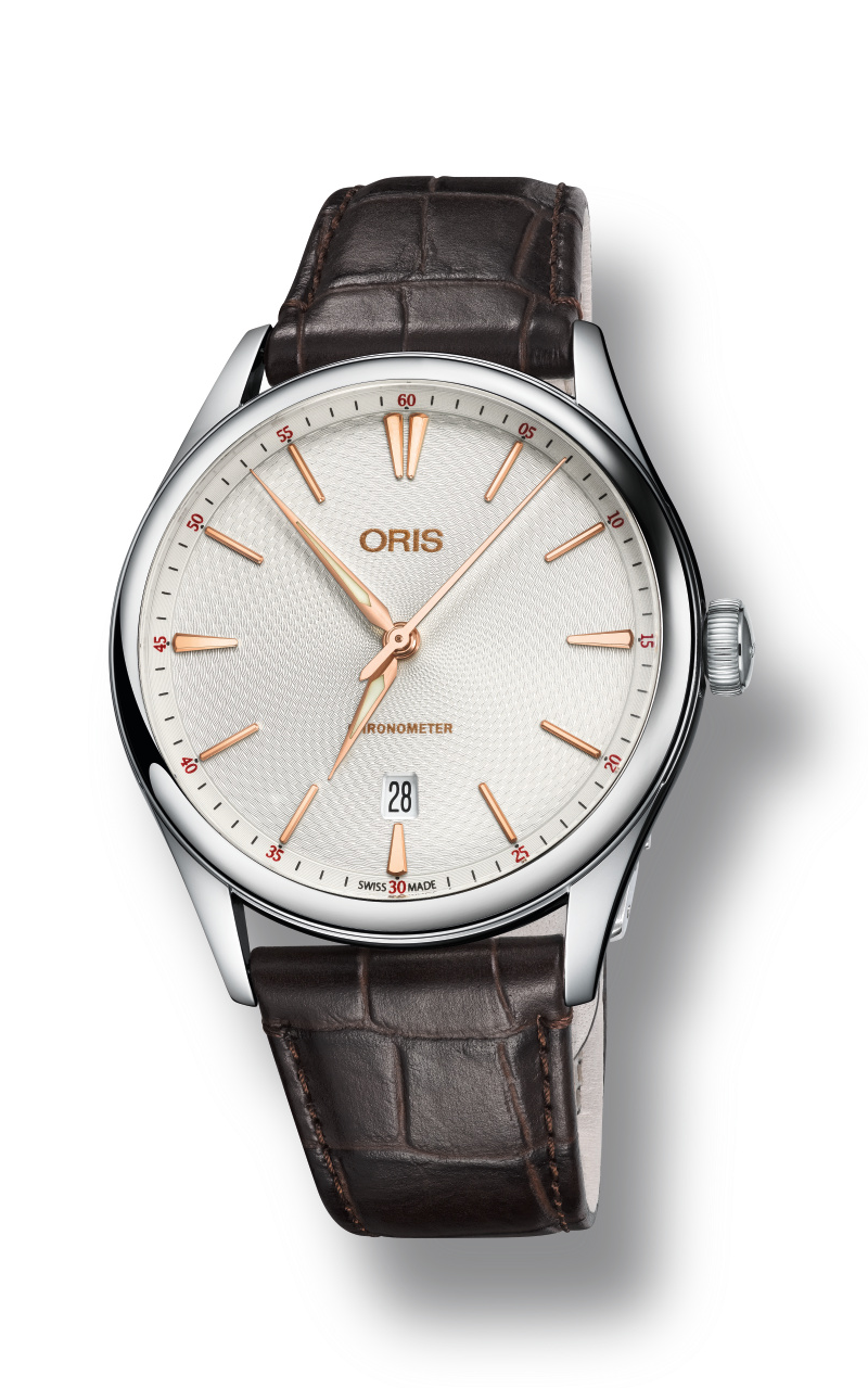 Oris Artelier Chronograph, Date 01 737 7721 4031-07 5 21 65FC product image