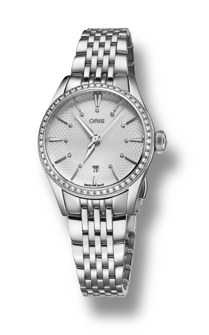 Oris Artelier Date Diamonds 01 561 7722 4951-07 8 14 79 product image
