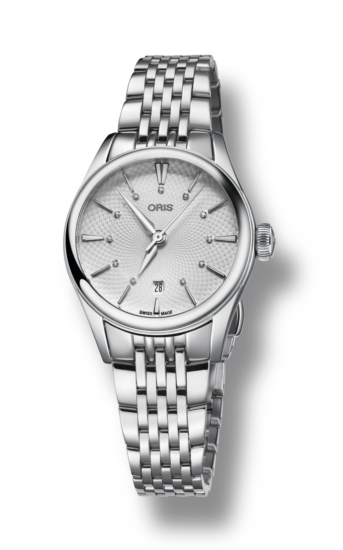 Oris Artelier Date Diamonds 01 561 7722 4051-07 8 14 79 product image
