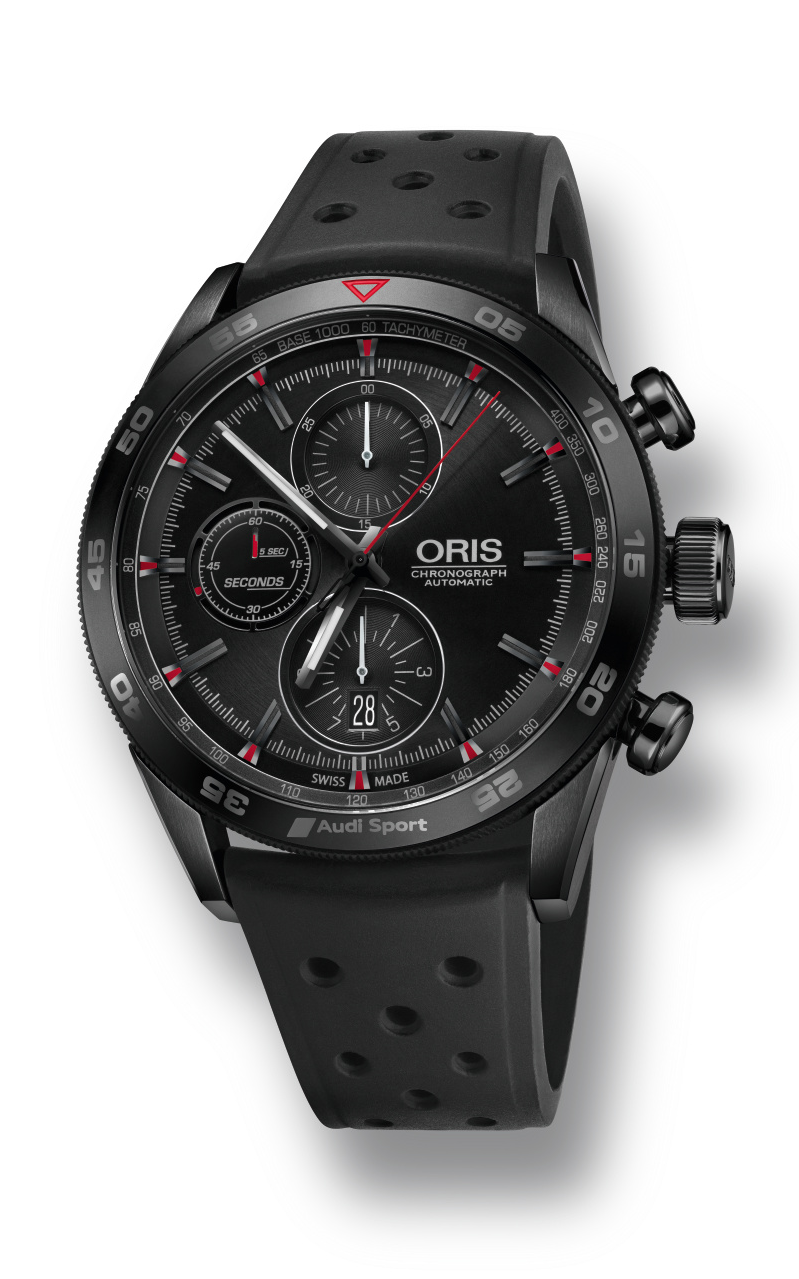 Oris Audi Sport Limited Edition III 01 774 7661 7784-Set RS product image