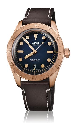 Oris Carl Brashear Limited Edition 01 733 7720 3185-Set LS product image