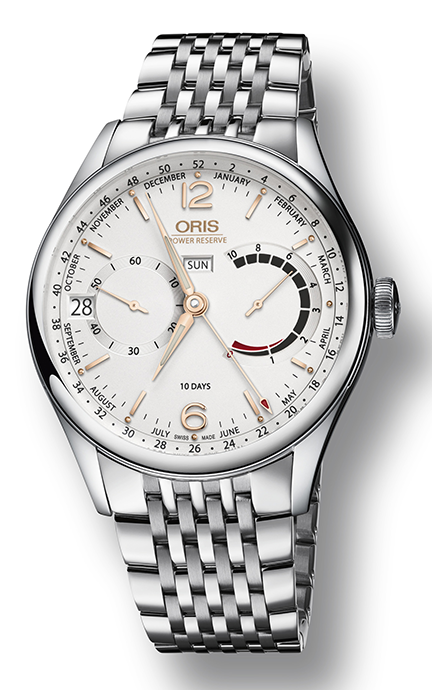 Oris Artelier Calibre 113 01 113 7738 4031-Set 8 23 79PS product image