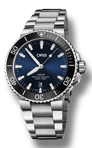 Oris Aquis Date 01 733 7730 4135-07 8 24 05PEB product image