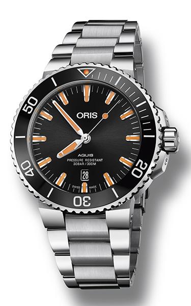 Oris Aquis Date 01 733 7730 4159-07 8 24 05PEB product image