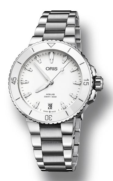 Oris Aquis Date 01 733 7731 4151-07 8 18 05P product image