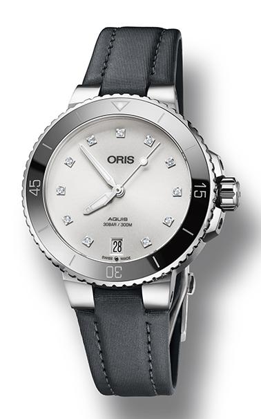 Oris Aquis Date Diamonds 01 733 7731 4191-07 5 18 45FC product image
