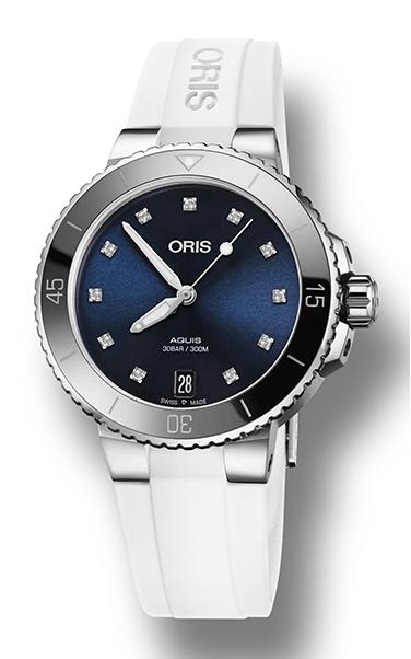 Oris Aquis Date Diamonds 01 733 7731 4195-07 4 18 63FC product image