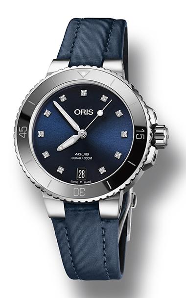 Oris Aquis Date Diamonds 01 733 7731 4195-07 5 18 46FC product image