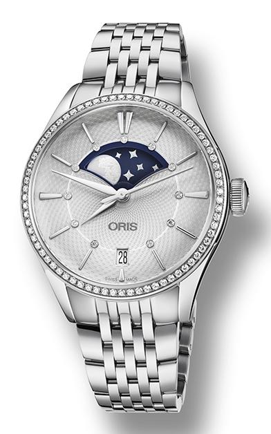 Oris Artelier Grande Lune 01 763 7723 4951-07 8 18 79 product image