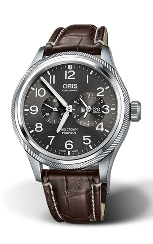 Oris World Timer 690 7735 4063 1 22 72 FC product image