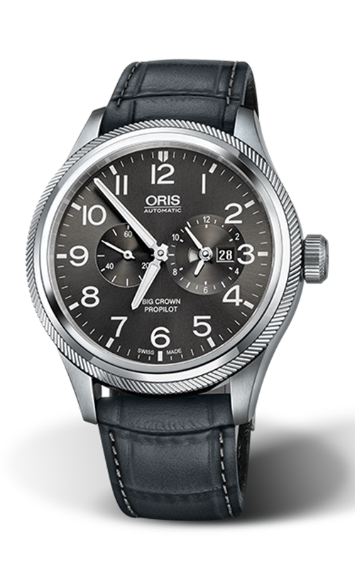 Oris World Timer 690 7735 4063 5 22 06 FC product image