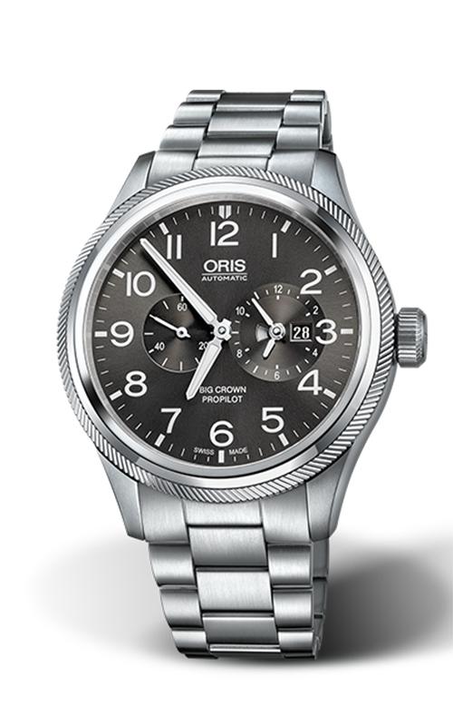 Oris World Timer 690 7735 4164 8 22 19-1 product image