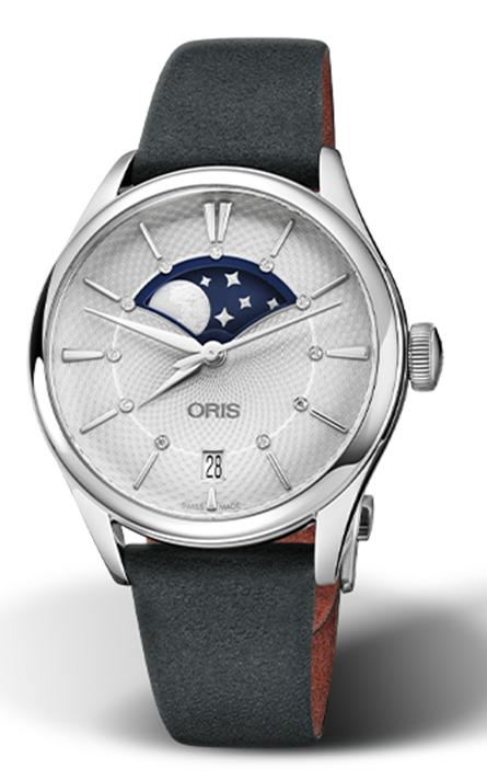 Oris Artelier Grande Lune 01 763 7723 4051-07 5 18 34FC product image