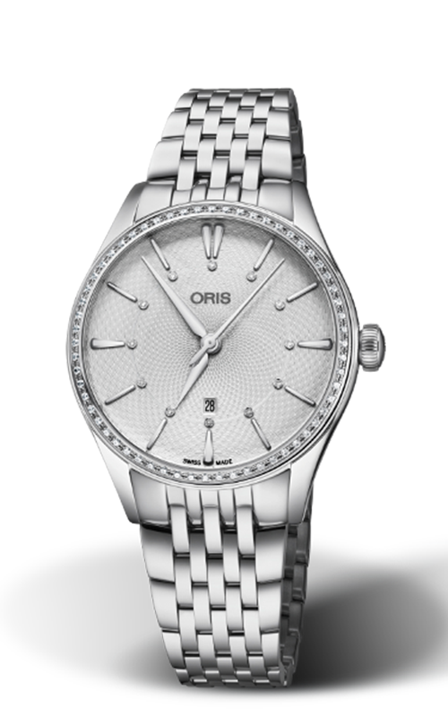 Oris Artelier Date Diamonds 01 561 7724 4951-07 8 17 79 product image